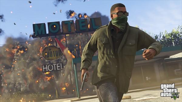 Inilah Tanggal Rilis GTA V (Grand Theft Auto 5) PC