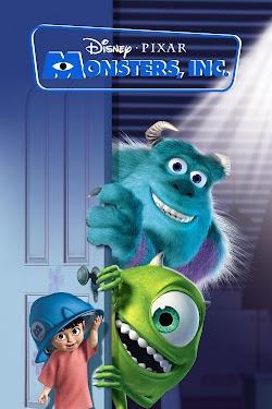 Tập Đoàn Quái Vật - Monsters, Inc. (2001) Poster