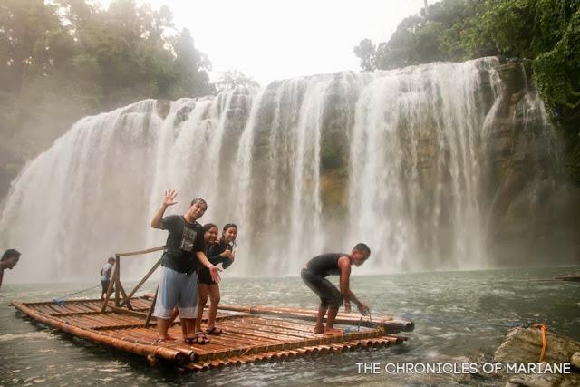 Tinuy-an Falls hinatuan