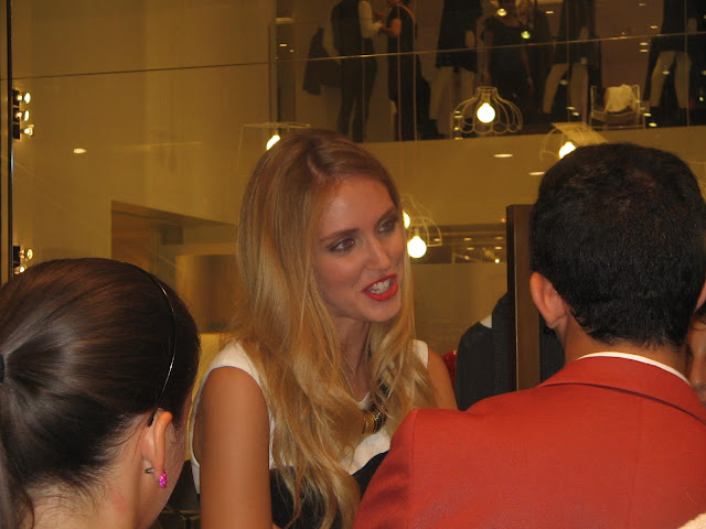 Milano: Vogue Fashion Night Out 2011