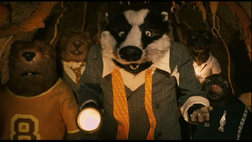 Fantastic Mr. Fox S2 s Fantastic Mr. Fox
