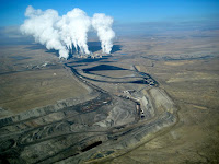 New Mexico regulators have agreed to a partial shutdown of the San Juan Generating Station. (Credit: Wild Earth Guardians via Flickr) Click to Enlarge.