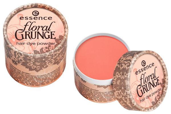 Essence Floral Grunge Trend Edition