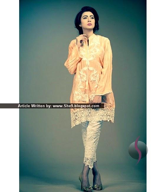 Ayesha Somaya Summer 2015 Dresses