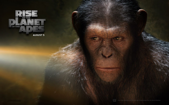 Rise of the Planet of the Apes Wallpaper 2
