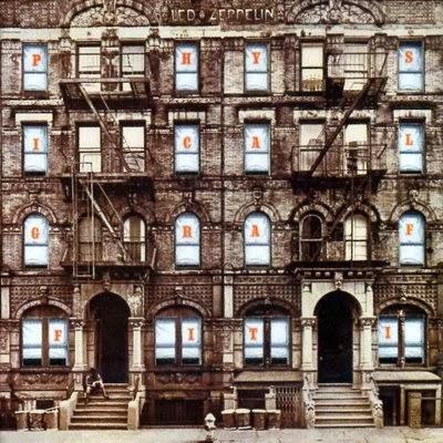 1975 - Led Zeppelin - Physical Graffiti