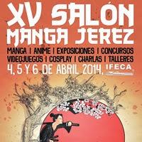 El Salón del Manga de Jerez 2014: Celebra su 15 aniversario en unos días
