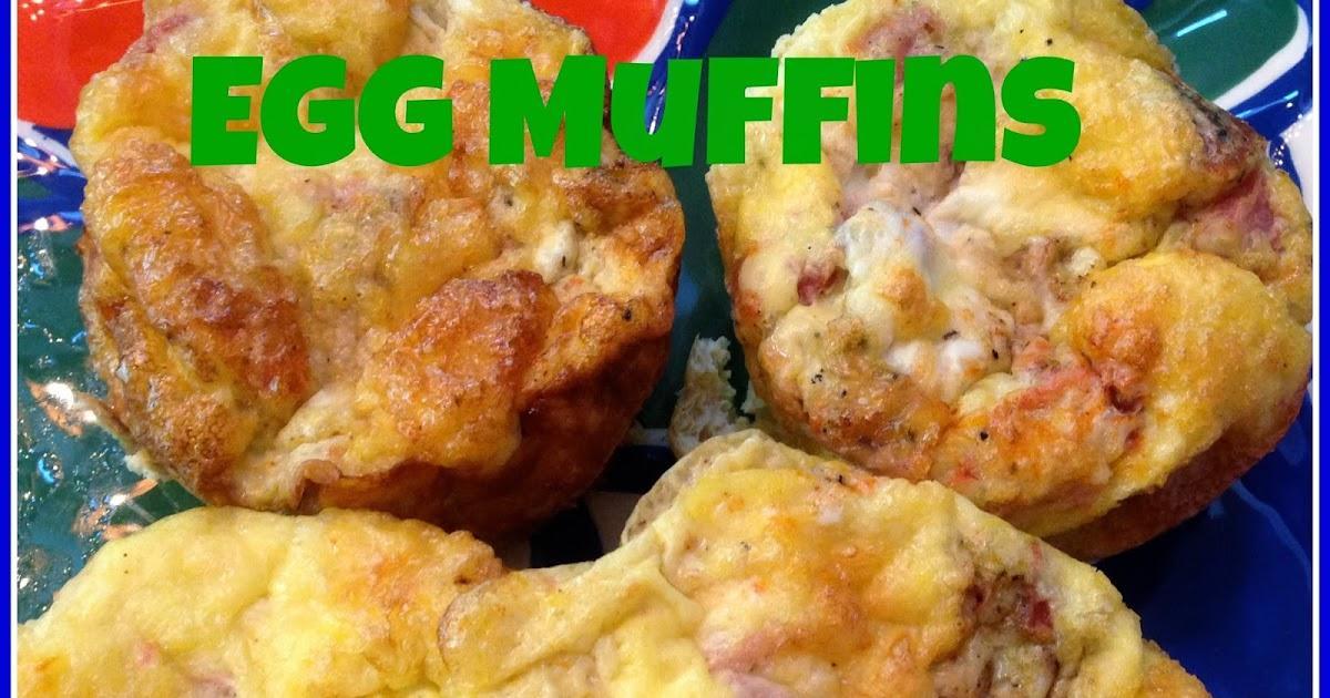 Motivational Mom: Egg muffins