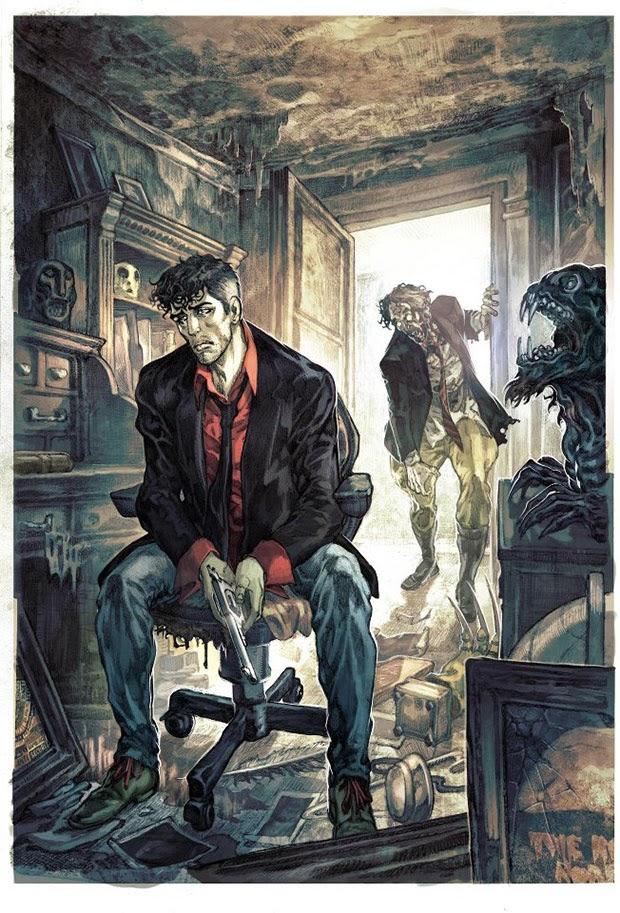 Dylan Dog - il pianeta dei morti