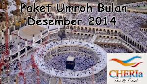 Info Paket Umroh Plus Di Bulan Desember 2014!