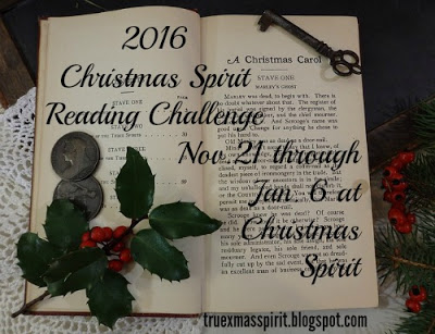 2016 Christmas Spirit Reading Challenge
