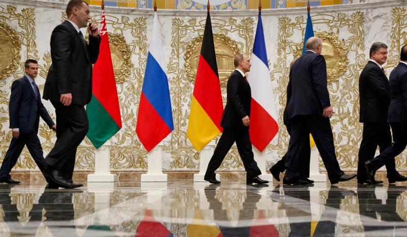 Ανακοίνωση του Τμήματος Διεθνών Σχέσεων της ΚΕ του ΚΚΕ για τη συμφωνία ειρήνευσης στη νοτιοανατολικη Ουκρανία