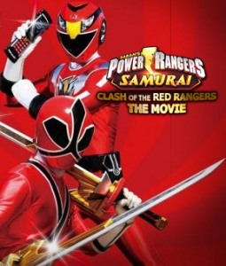 Power Rangers Clash Of The Red Rangers (2012)