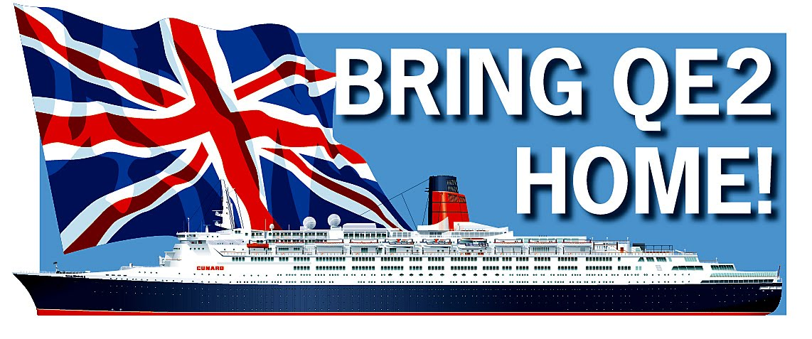 Qe2 Pride Of The Clyde