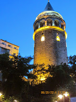 Galata Tower, overlooking all of Istanbul, providing one of the world's premier territorial views.