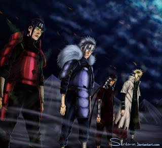 Naruto 628-zombie
