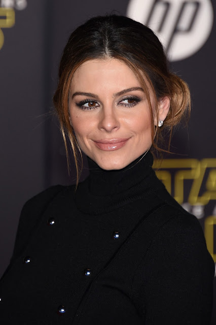 "Actress, @ Maria Menounos - premiere of ""Star Wars: The Force Awakens"" in Hollywood"