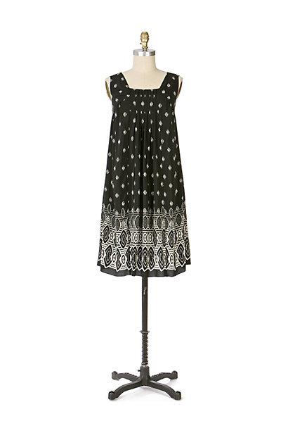 Anthropologie Starshowers Dress