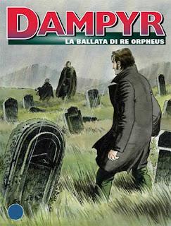 Dampyr #140, copertina