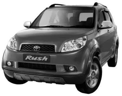 Harga Toyota Rush Bekas