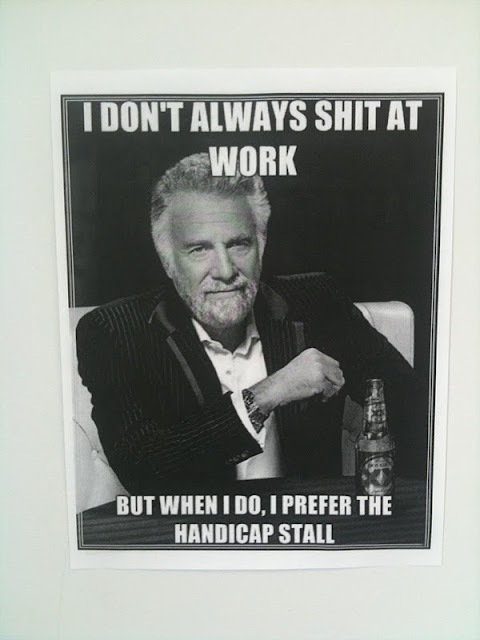 The most interesting employee in the world