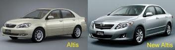 Harga Jual Toyota Corolla Altis Bekas
