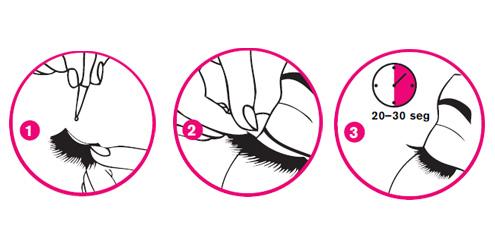 Como colocar cílios postiços passo a passo: