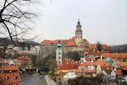 Cesky Krunlov (Republica Checa)