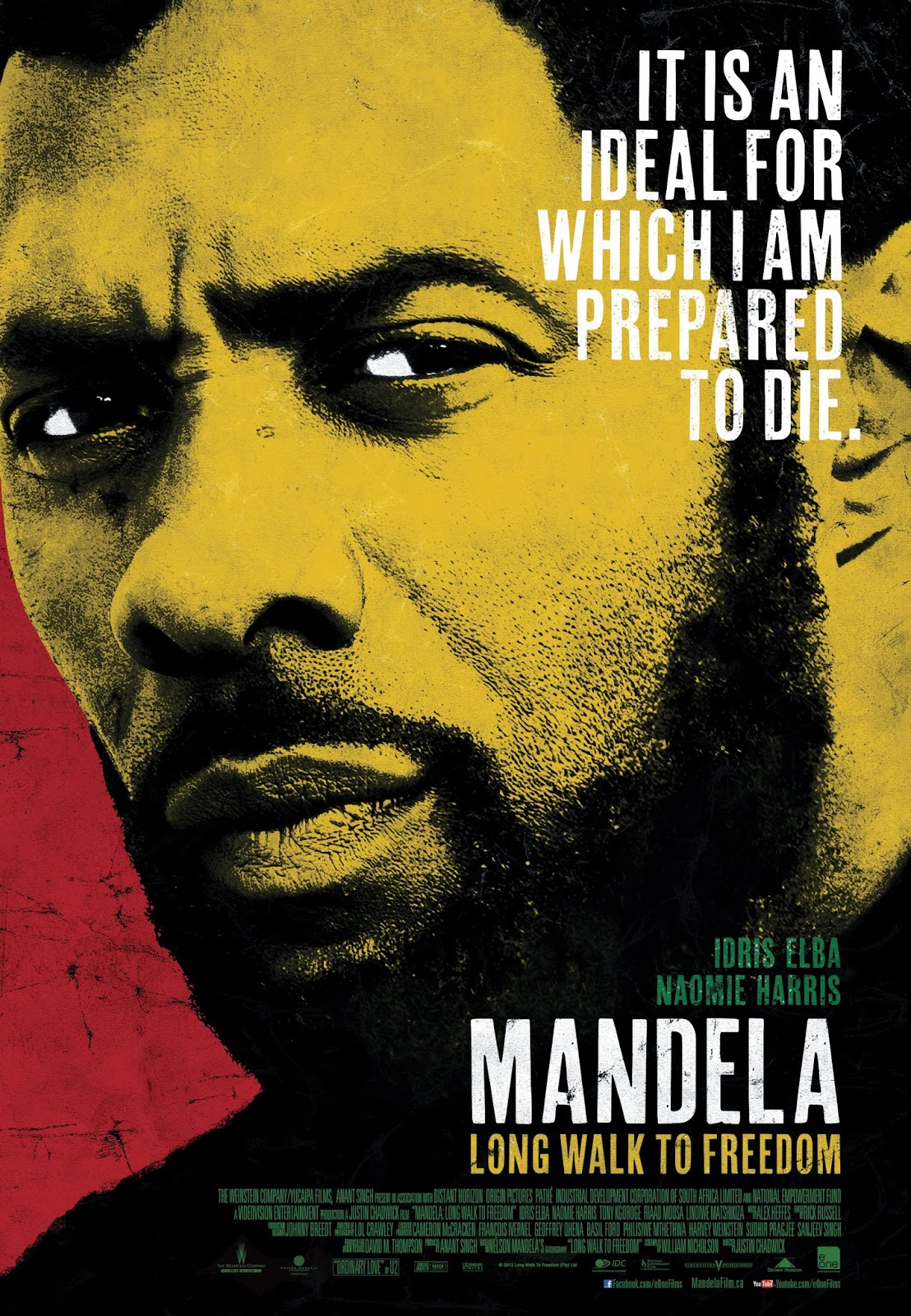 Win Tickets to 'Mandela: Long Walk to Freedom'!