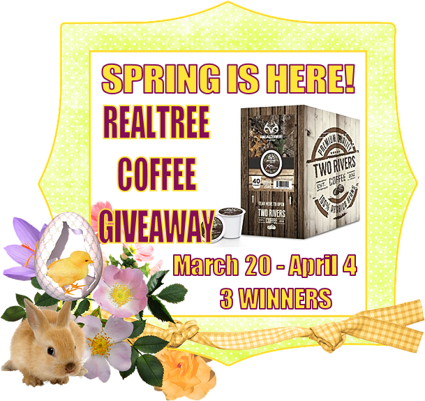 Spring Is Here Realtree Coffee Giveaway