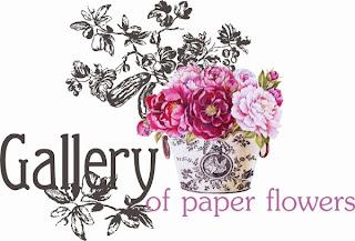 Галерея бумажных цветов