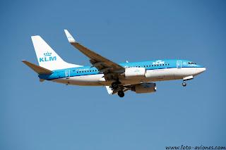 Boeing 737 Next Gen / PH-BGO