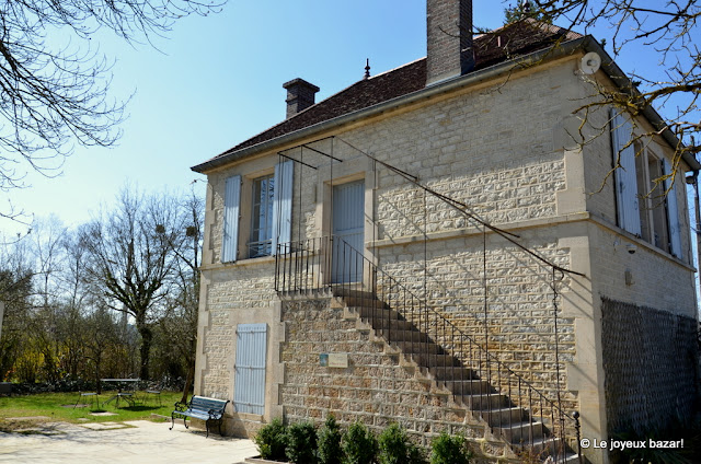Aube - Essoyes - atelier de Renoir