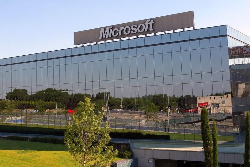 Seguridad y salud laboral microsoft ib rica pone en el for Laboral kutxa oficinas bilbao