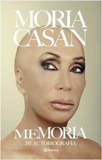 La foto de Moria Pelada en la portada de su libro es uno de los temas ...