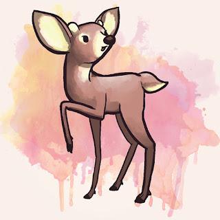 O Deer Deer by Gaia Robinette