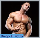 Diego El Potro - PowerMen, Never Enough Diego