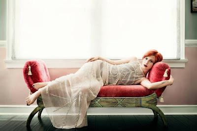 Hayley Williams BUST Magazine