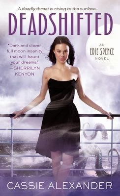 What Do You Know Now That Wish Youd Known When The First Novel In Edie Spence Series Nightshifted Was Published