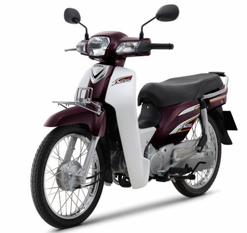 Phủ Nano xe Honda Dream chất lượng tại  Sài Gòn