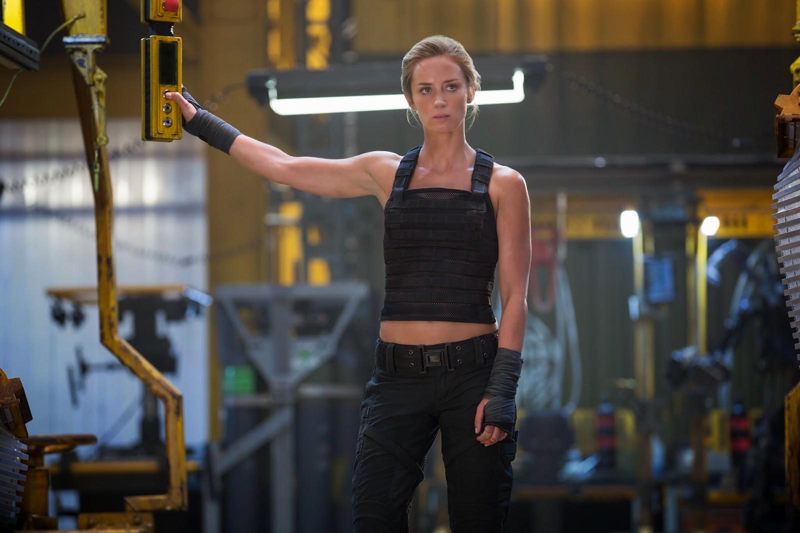 Lara Pulver Edge Of Tomorrow Cut