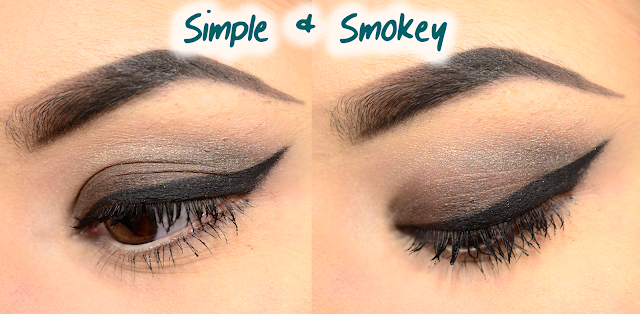 Simple Smokey Eyeshadow Tutorial