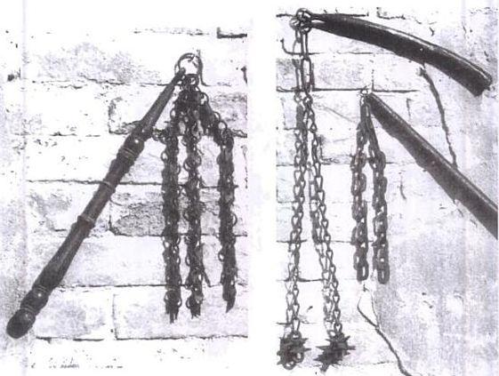 instrumentos de tortura de la santa inquisicion: