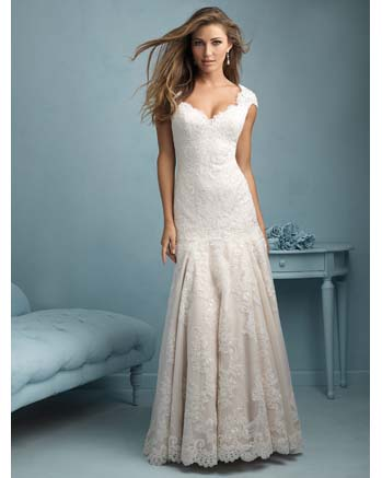 Allure Bridal 9208 Bridal Gown