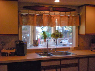 no-sew window valance
