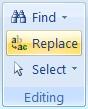 Cara mengganti kata di microsoft word, tips word, word 2007, tips komputer 1