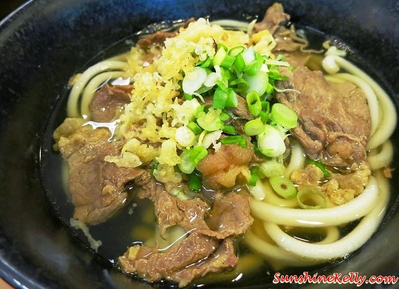 Niku Udon, Kodowari Menya, Udon & Tempura, Kodowari Menya Udon & Tempura Review, Kodowari Menya Udon & Tempura Launch, Japanese Noodle, Japanese Food, Sanuki Udon, Kagawa, Japan, 1 Mont Kiara
