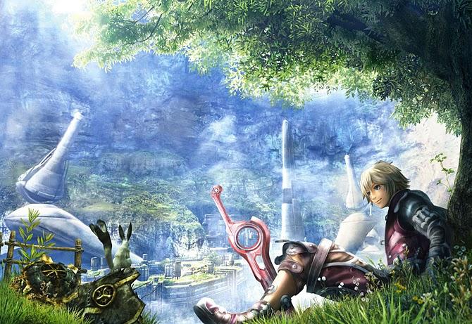 Análisis | Xenoblade Chronicles, cuando el RPG vuelve a la vida. Xeno_03