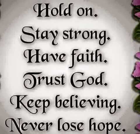 hold strong to what you believe Faith quotes by rex rouis  but laying hold of his willingness  saint augustine - if you believe what you like in the gospels,.