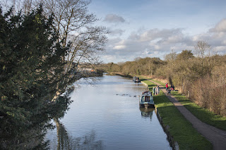 Introducing the Patch - Grand Union Canal